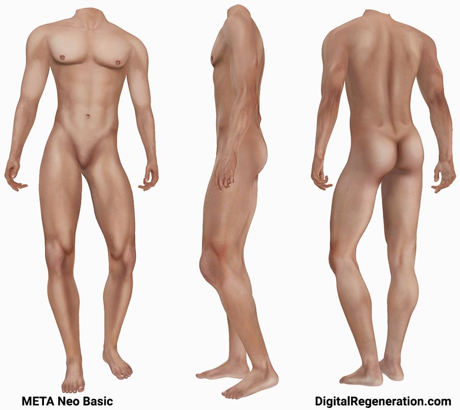 META's Neo Basic Body